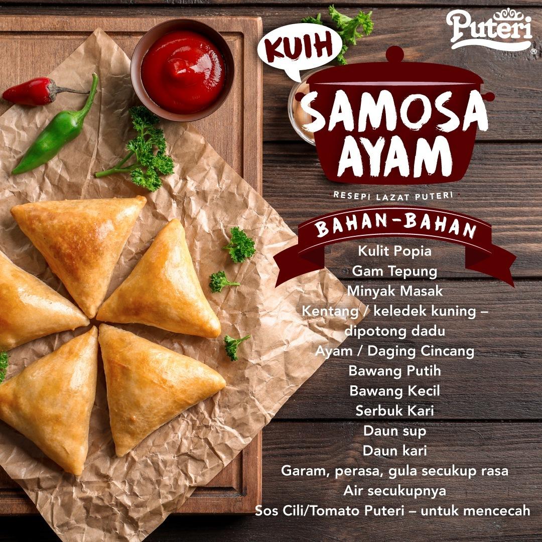 5. Samosa-Ayam